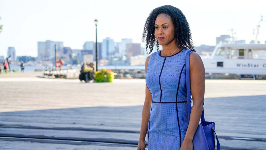 Vinessa Antoine stars in the legal drama 'Diggstown.'