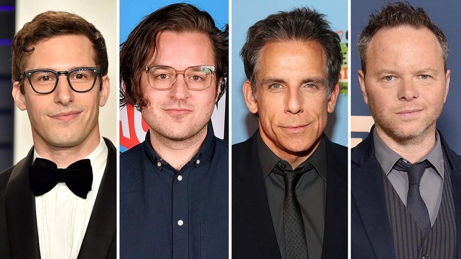 Andy Samberg, Andy Siara, Ben Stiller, and Noah Hawley