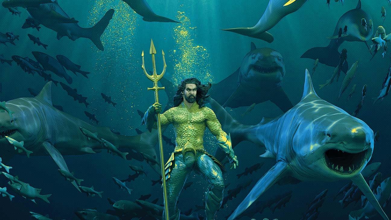 'Aquaman' Vinyl to Launch New Line of DC Soundtracks