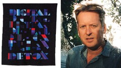 Artist Doug Aitken Creates Quilt-Like Works for New Show 'Flags & Debris'