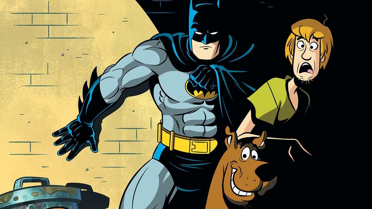 DC Launching 'Batman & Scooby-Doo Mysteries' Comic Book