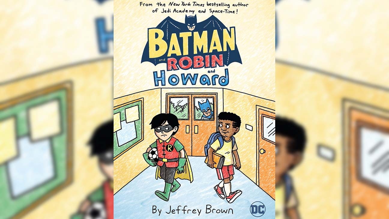 DC Introduces 'Batman and Robin and Howard'
