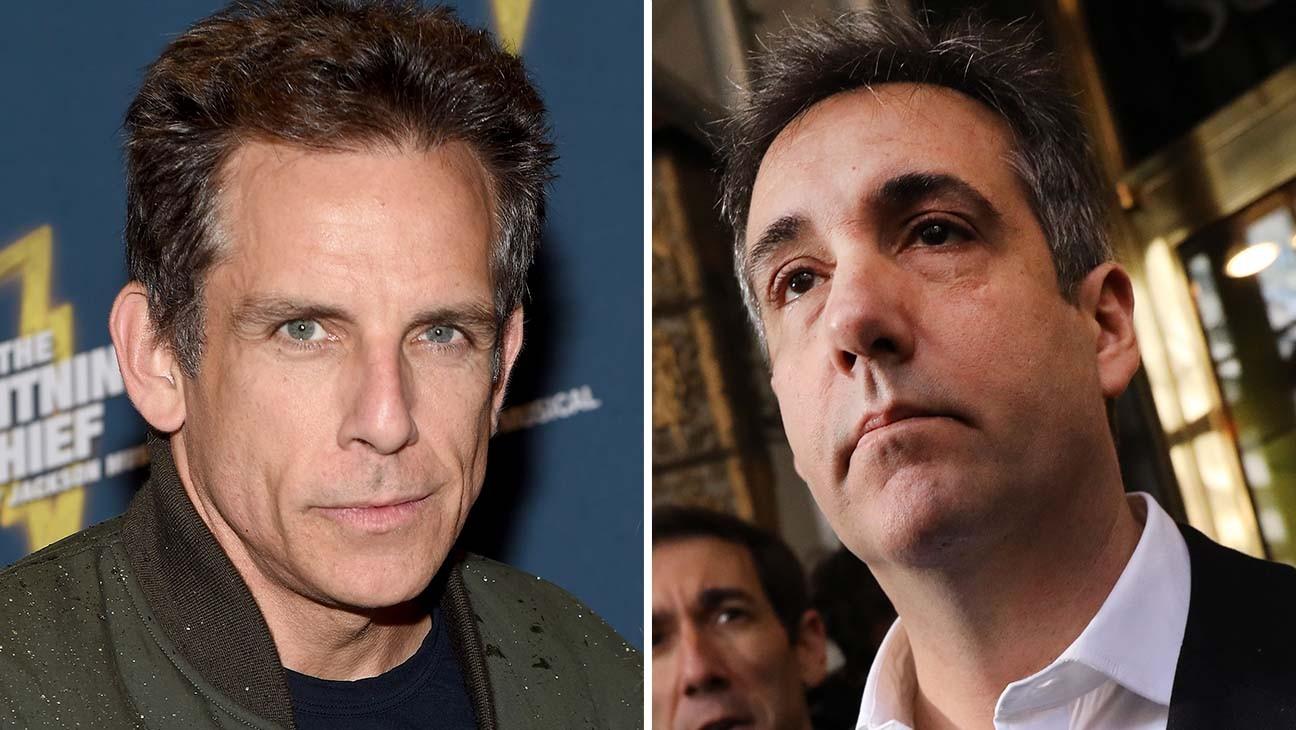 Ben Stiller Tells Michael Cohen He Found Trump Fixer's Humanity Via 'SNL' Character