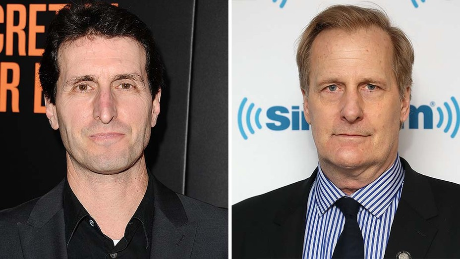 Billy Ray and Jeff Daniels