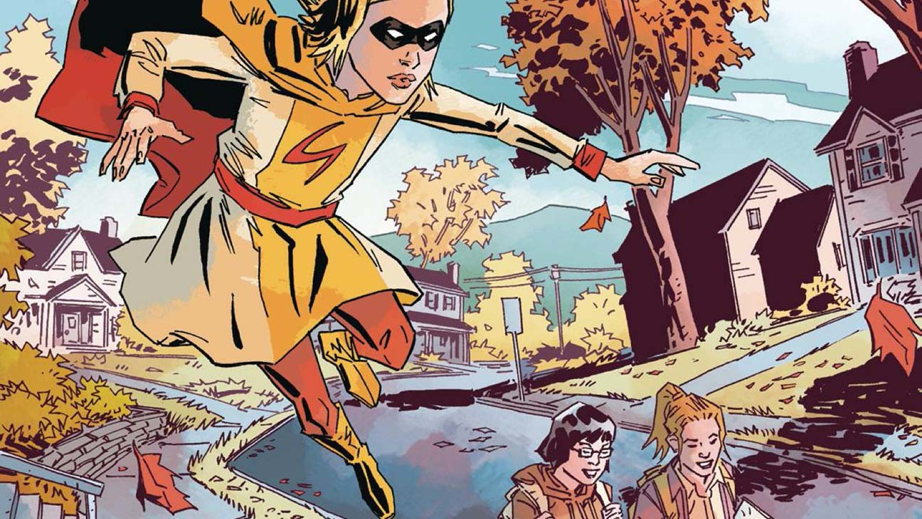 "How Patton Oswalt  Brought ""Beauty of Life"" to 'Black Hammer: Visions'"