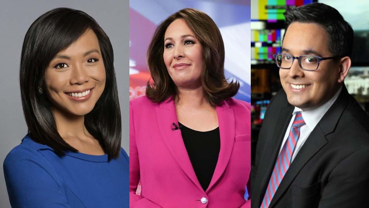 CBS News Shuffles Washington Correspondents