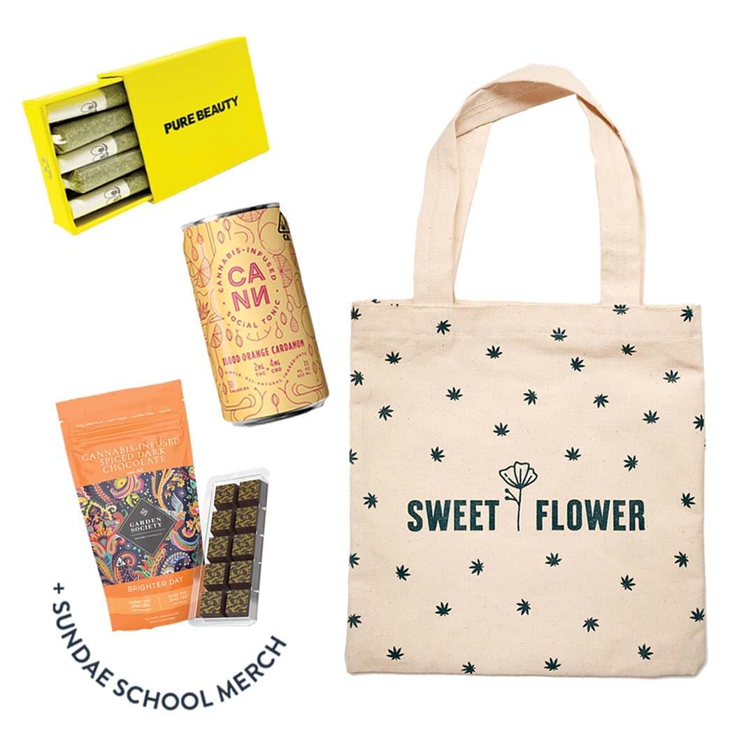 Sweet Flower Chelsea Handler