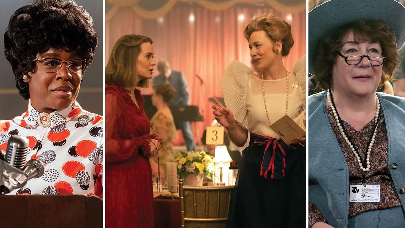 "Inside the Complicated ""Chutzpah"" of 'Mrs. America': Stars Uzo Aduba, Cate Blanchett, Margo Martindale and Sarah Paulson in Conversation"