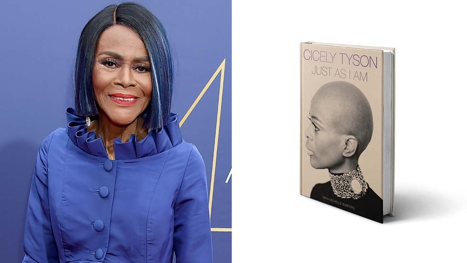 Cicely Tyson and Just As I Am Book Cover