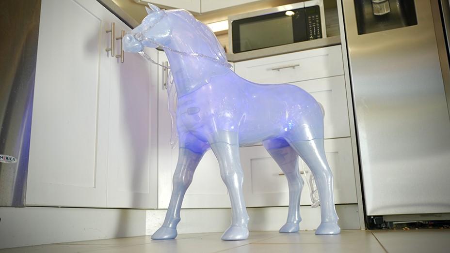 Danny Ricker Pferd