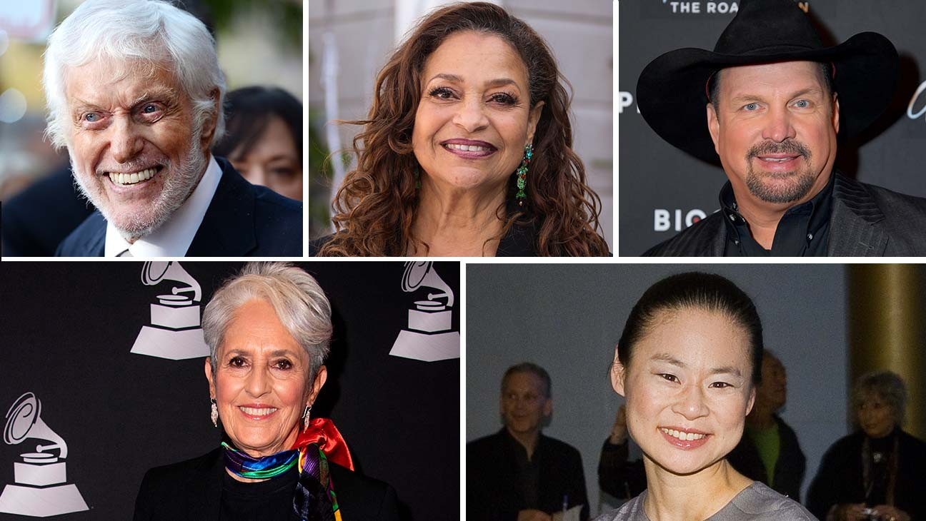 Dick Van Dyke, Debbie Allen, Garth Brooks Among This Year's Kennedy Center Honors Recipients