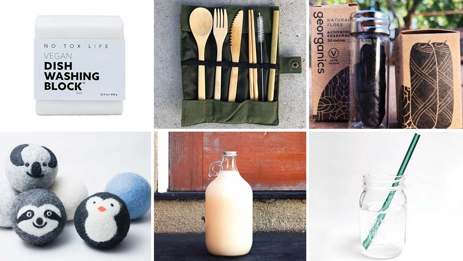 Eco-friendly Products for Home and Self