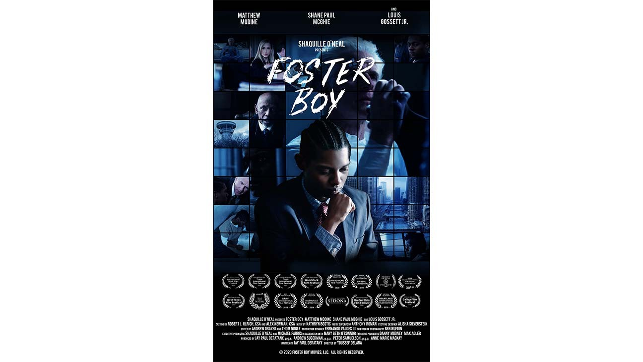 'Foster Boy' Starring Matthew Modine, Louis Gossett Jr. to Open Toronto Black Film Festival