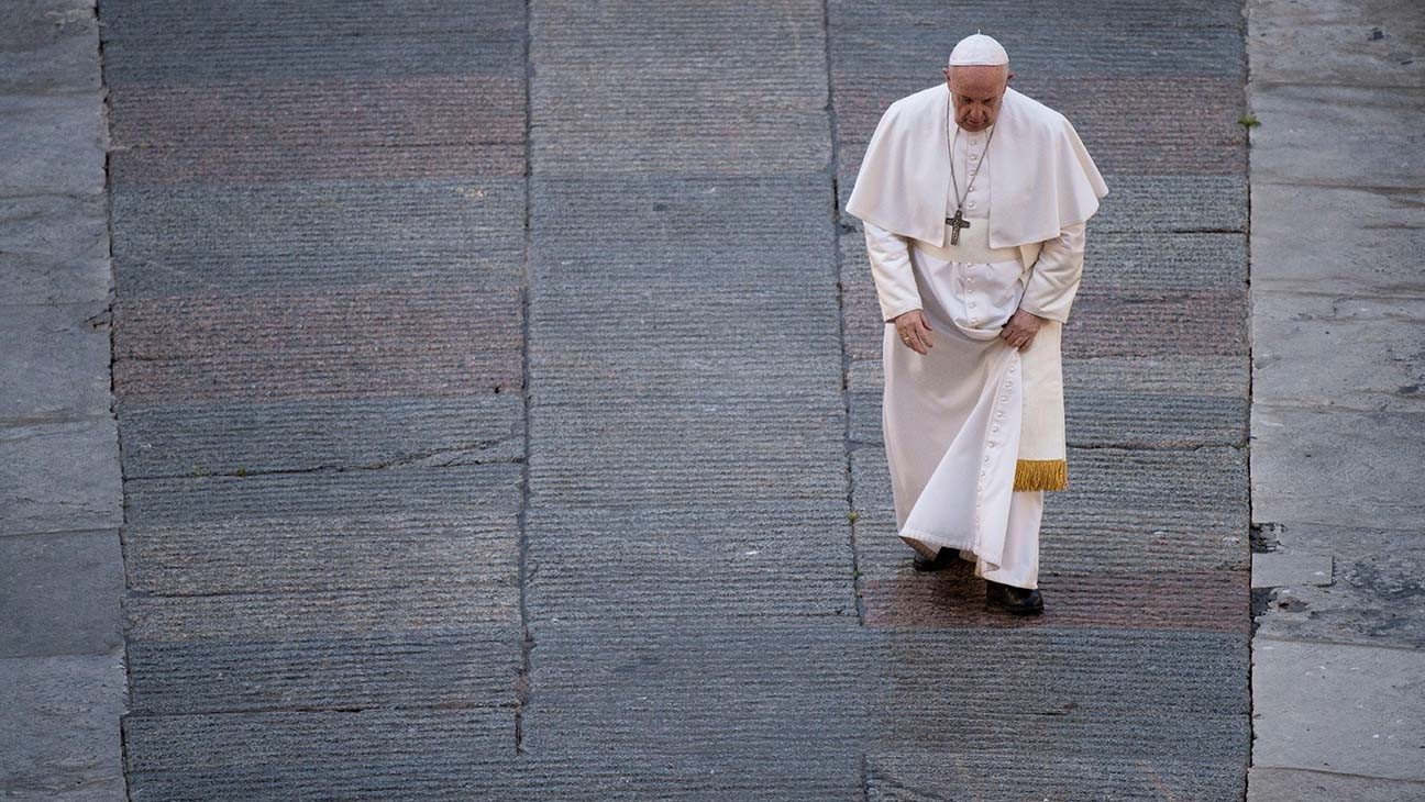 Hot Button Pope Francis Doc 'Francesco' Goes to Discovery+ (Exclusive)
