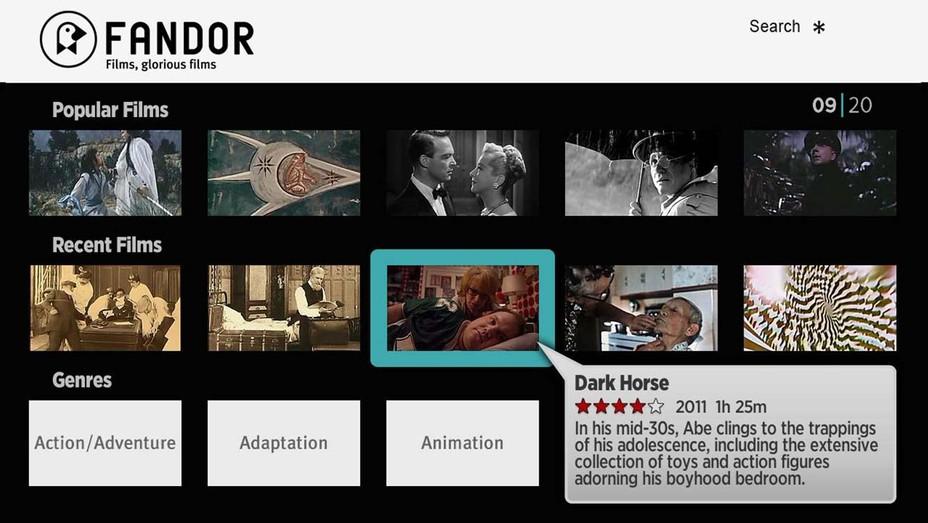 Fandor - Film Service