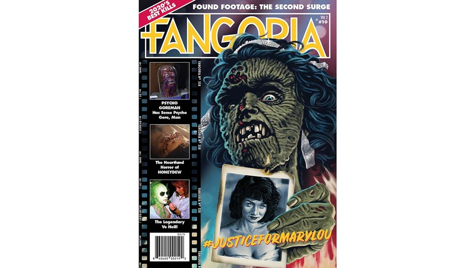 FANGORIA - Exclusive Announcement