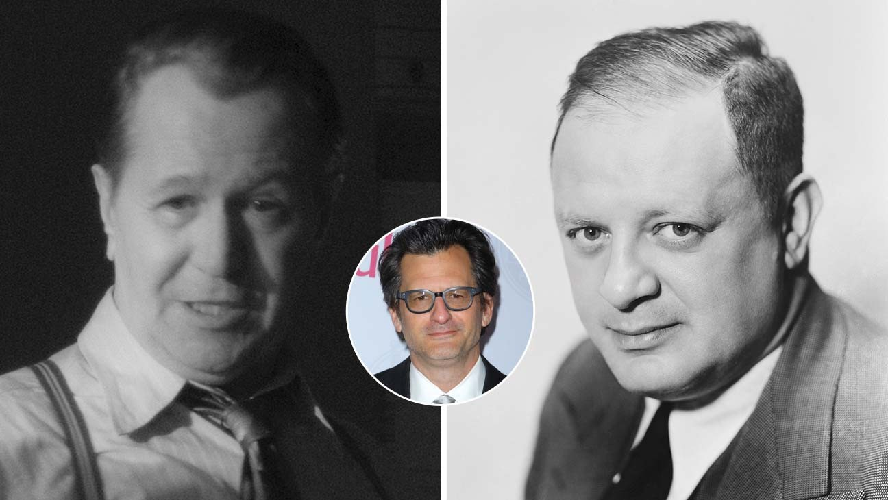 "TCM Host Ben Mankiewicz ""Met"" His Famous Grandfather for the First Time Thanks to 'Mank'"