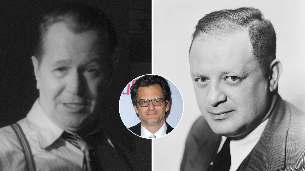 """TCM Host Ben Mankiewicz """"Met"""" His Famous Grandfather for the First Time Thanks to 'Mank'"""