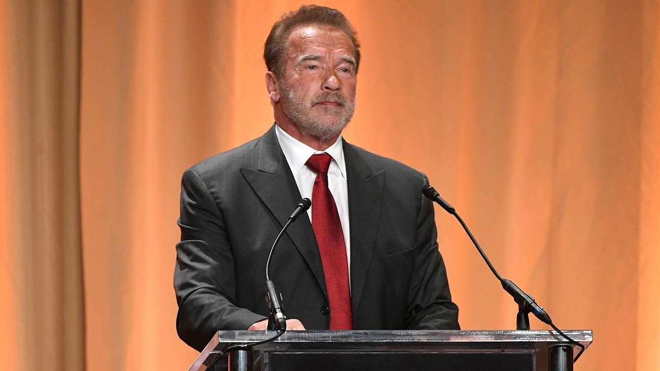 """Arnold Schwarzenegger Receives COVID-19 Vaccination: """"Come With Me if You Want to Live"""""""