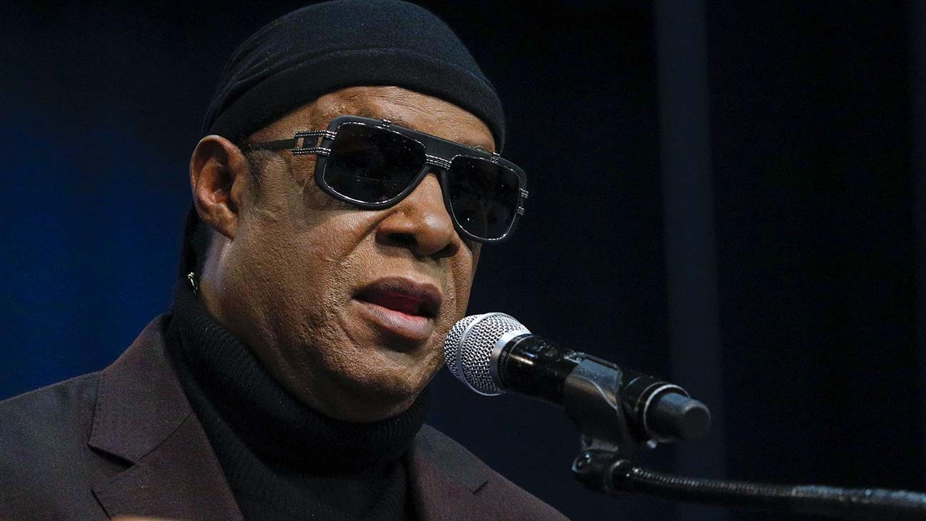 Stevie Wonder Uses MLK Day to Request Inequality Commission From Biden Administration