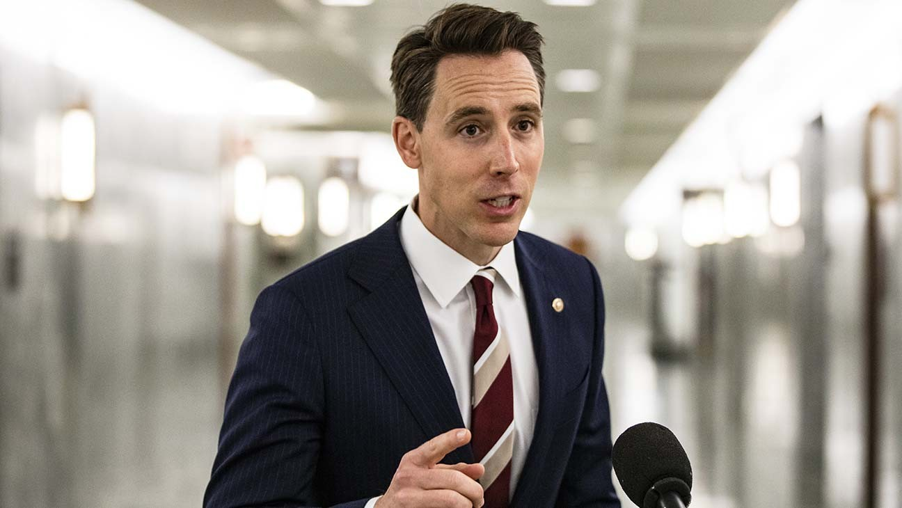 Sen. Josh Hawley Finds New Book Publisher