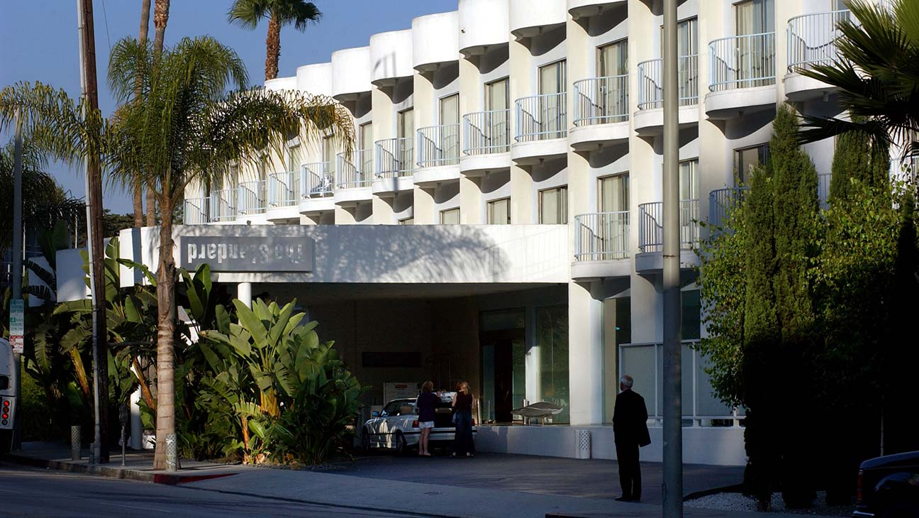 West Hollywood's The Standard Hotel Shutting Down