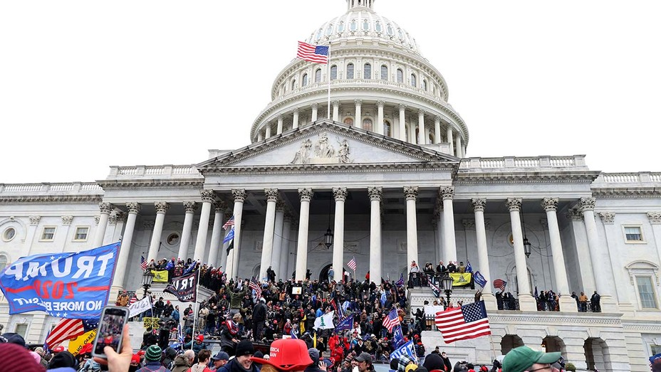 Trump Supporters Rally Protest In DC