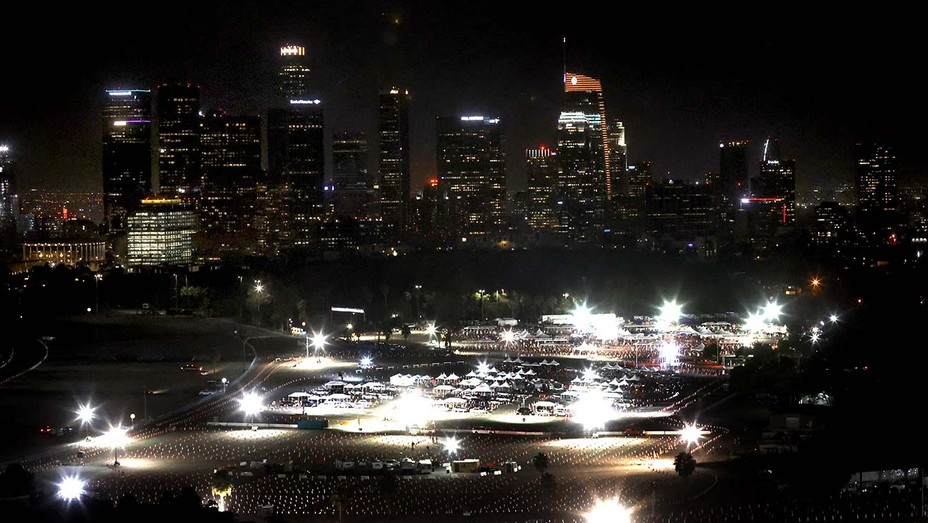 Los Angeles Downtown Buildings