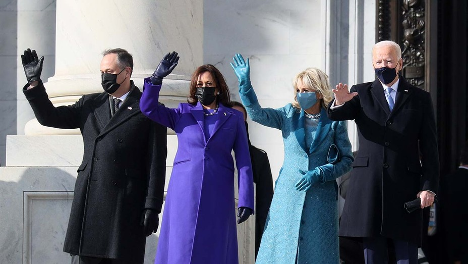 The United States At U.S. Capitol Inauguration Ceremony