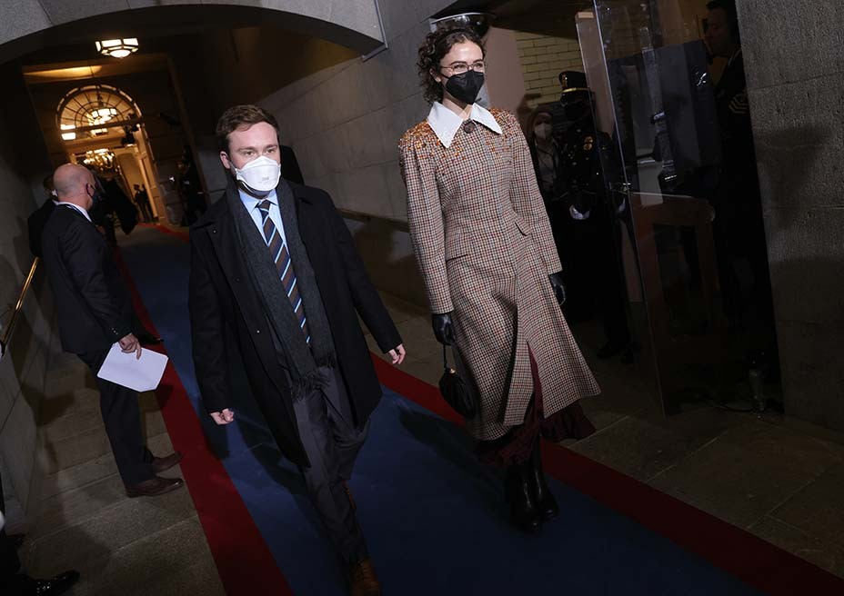 Behind Ella Emhoff's Memorable Inauguration Look