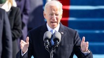 President Joe Biden Conveys Message of Healing, Hope During Inaugural Address