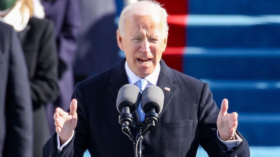 Joe Biden - 46th President Of The United States At U.S. Capitol Inauguration Ceremony