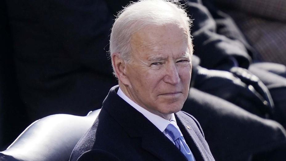 Joe Biden Sworn 46th President - U.S. Capitol Inauguration Ceremony