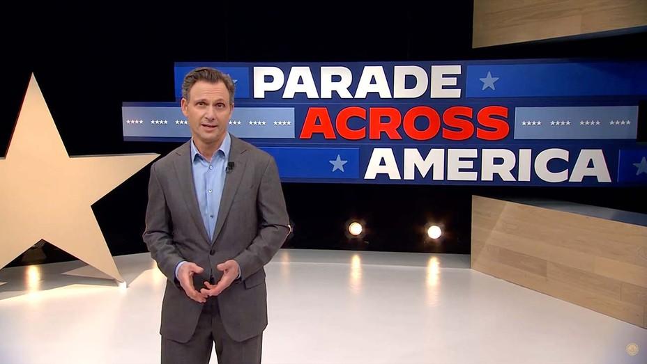 Tony Goldwyn host the Virtual Parade Across America