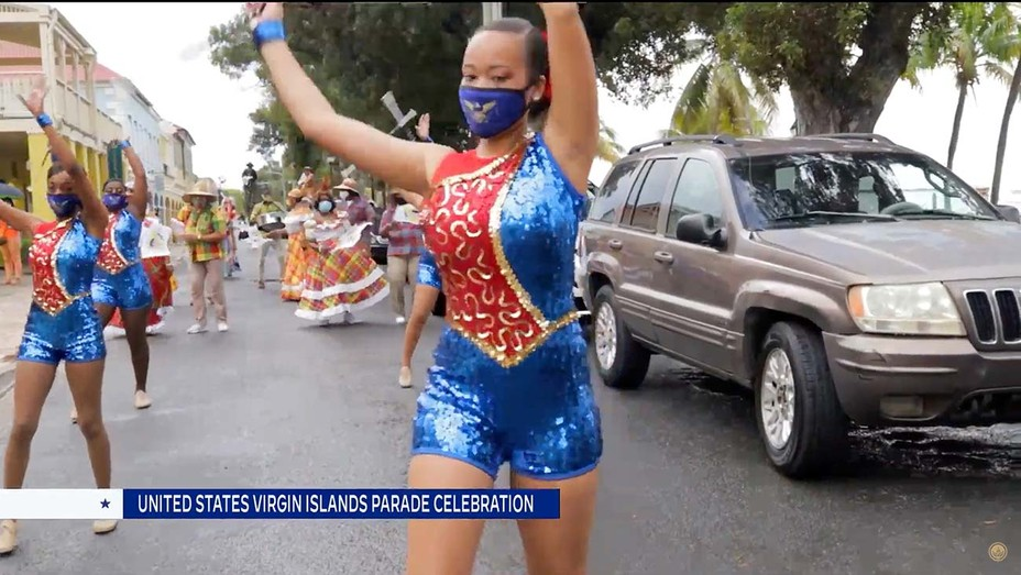 Virtual Parade Across America