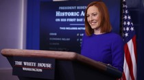 """Biden's White House Press Secretary Promises """"Truth and Transparency"""" in Briefing Room"""