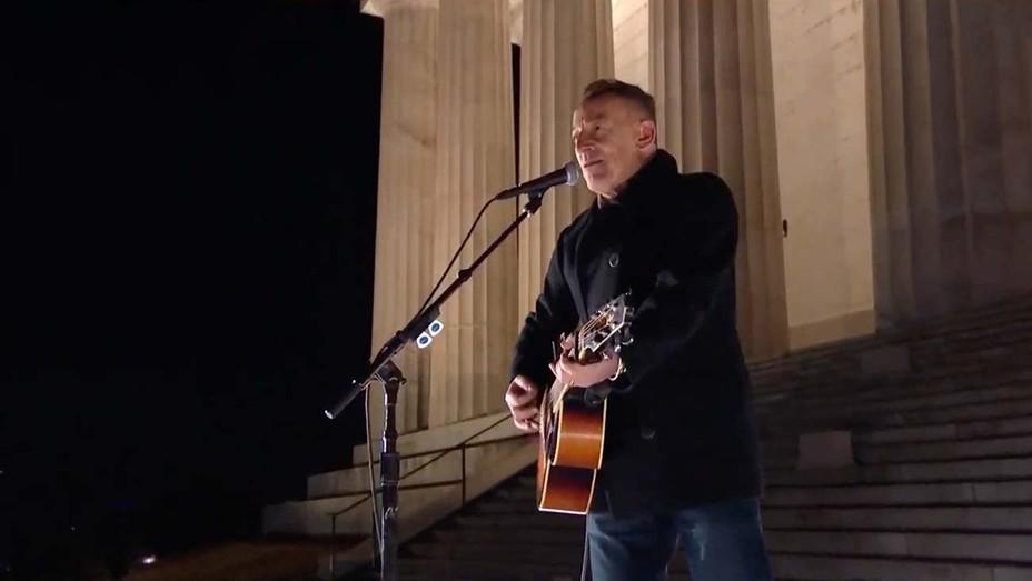 Celebrating America Primetime Special - Bruce Springsteen