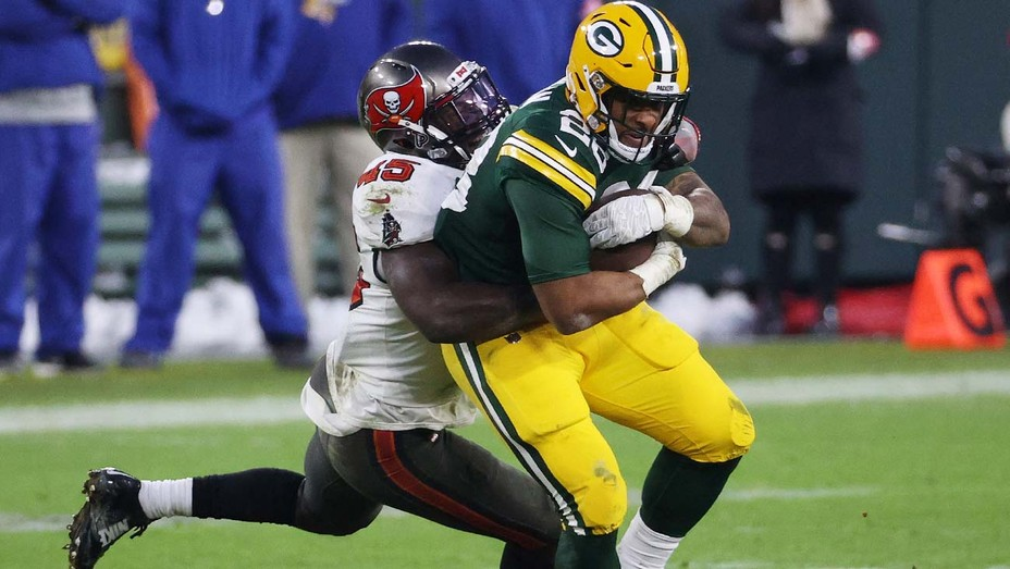 NFC Championship - Tampa Bay Buccaneers v Green Bay Packers-January 24, 2021