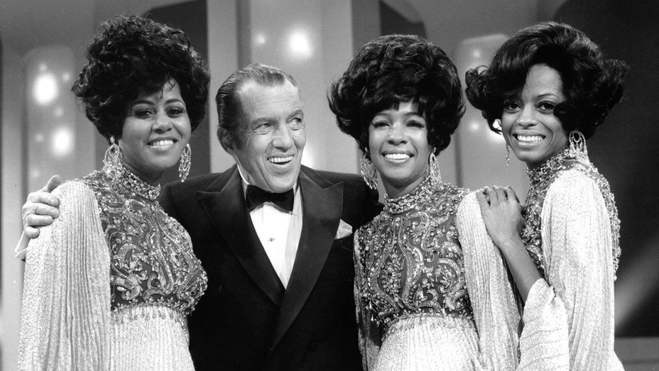 The Supremes and Ed Sullivan