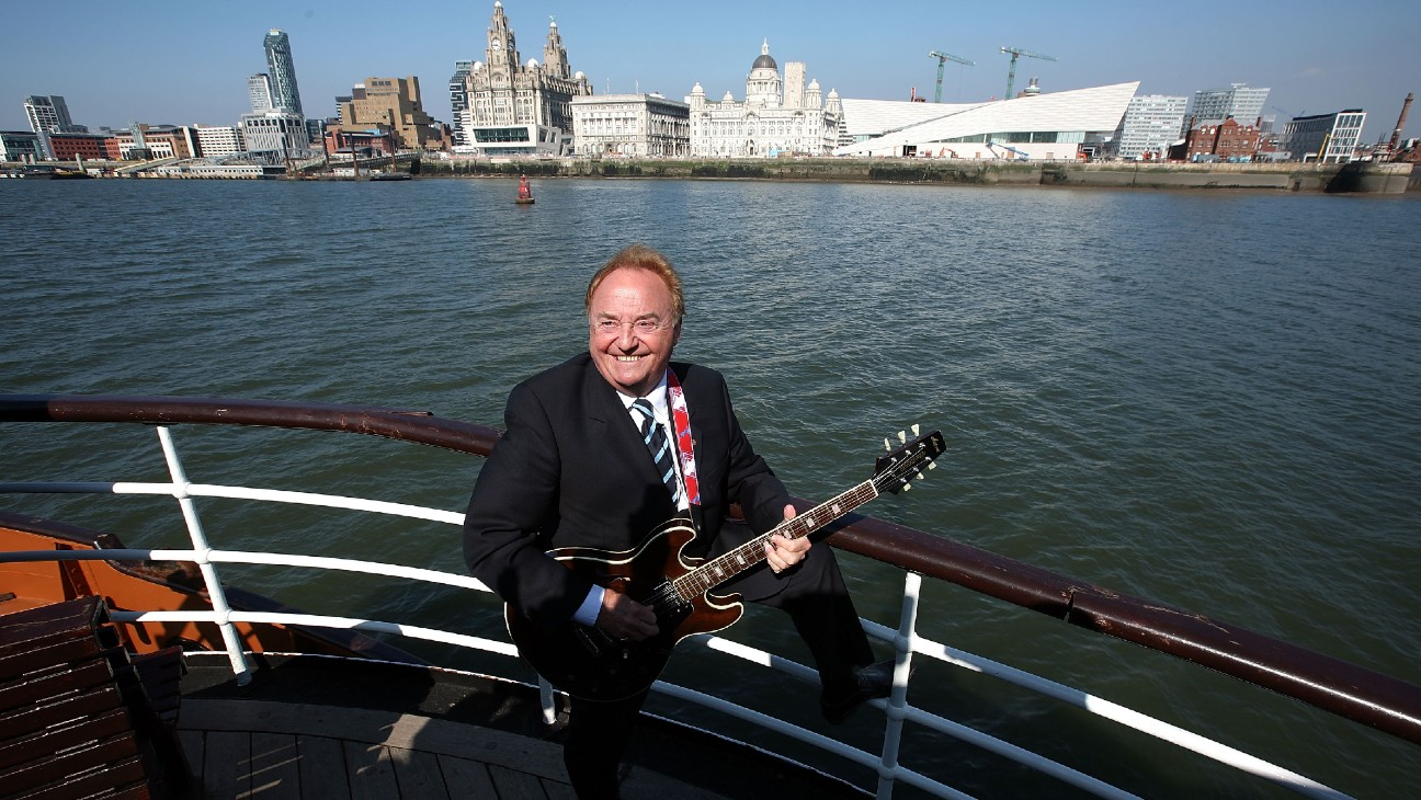 Gerry Marsden, 'You'll Never Walk Alone' Singer, Dies at 78