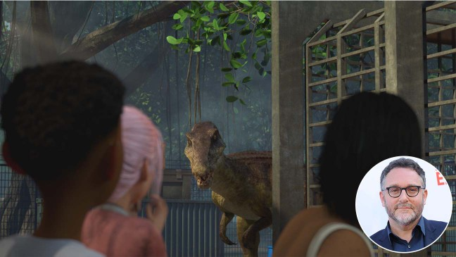 Colin Trevorrow on 'Jurassic World: Camp Cretaceous' and Creative Highs of 'Dominion'