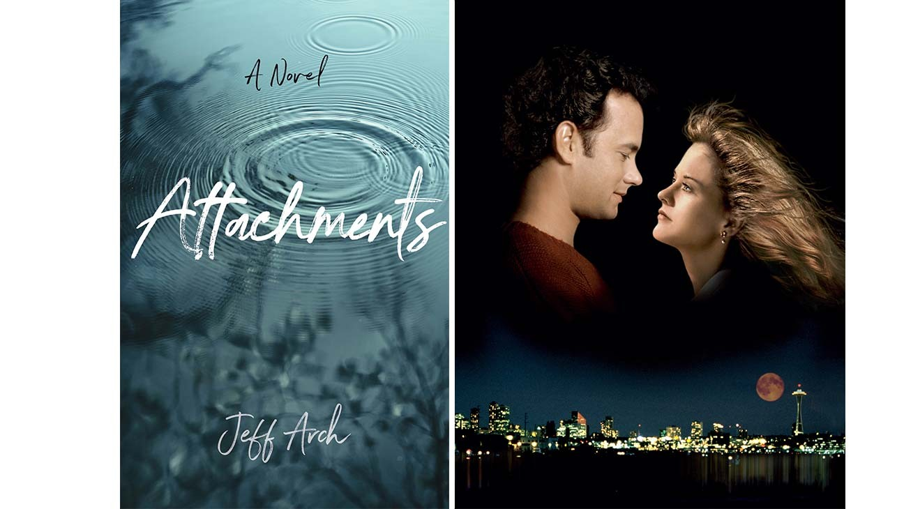 'Attachments' Book Excerpt: 'Sleepless in Seattle' Screenwriter Pens Debut Novel (Exclusive)