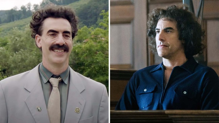 Sacha Baron Cohen BORAT SUBSEQUENT MOVIEFILM TRIAL OF THE CHICAGO 7