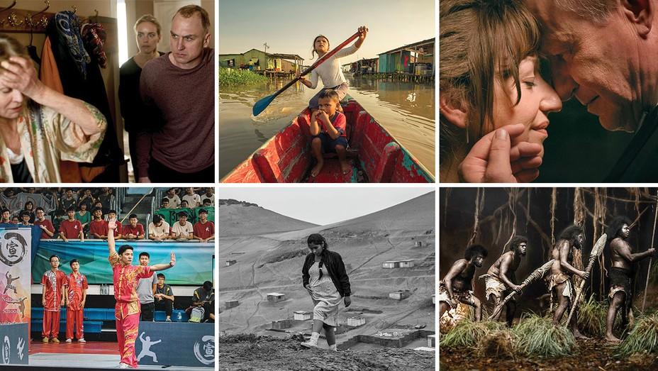 International Films in Focus