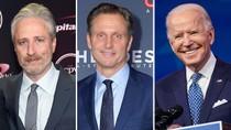 Jon Stewart, Tony Goldwyn Join Biden Inaugural Virtual Parade