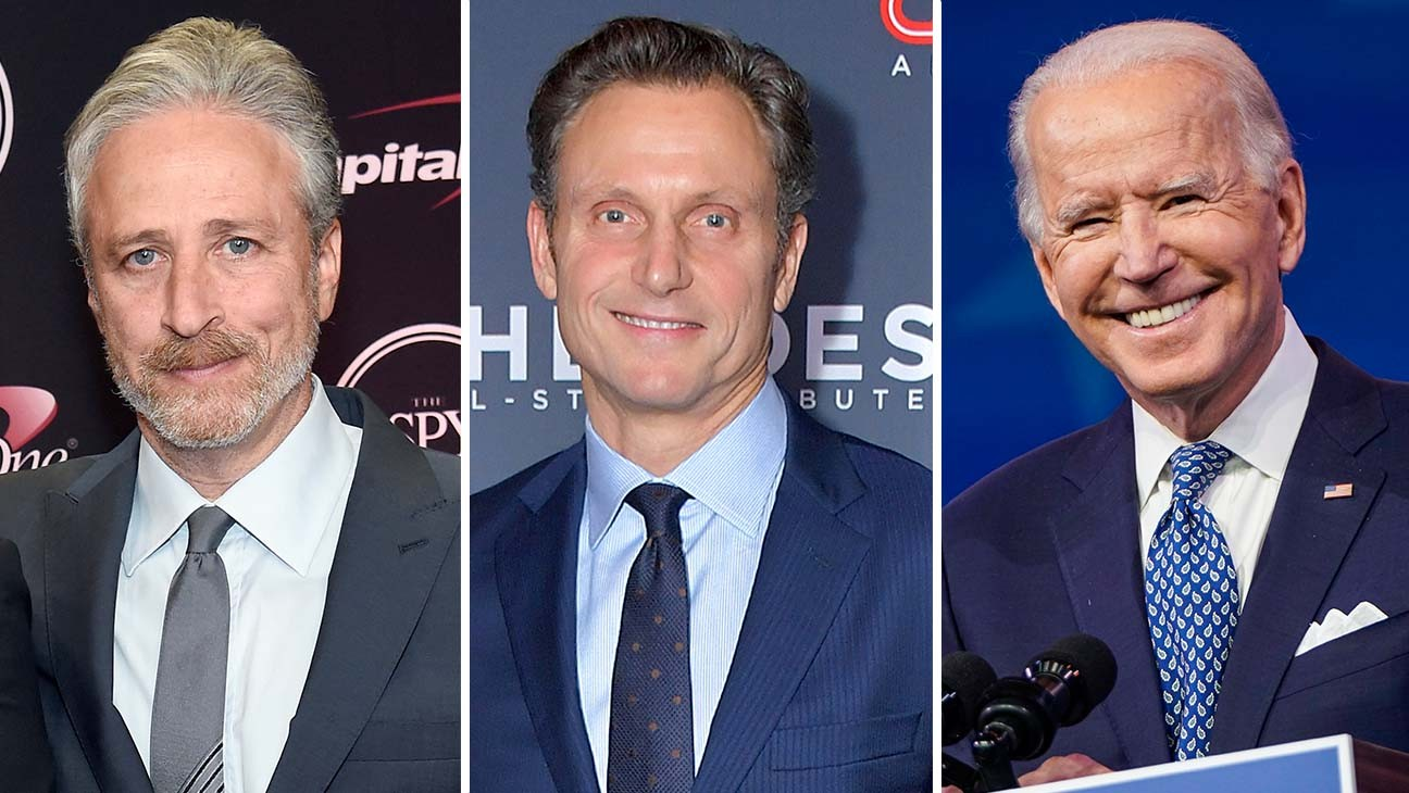 Jon Stewart, Tony Goldwyn Join Biden Inaugural Virtual Parade