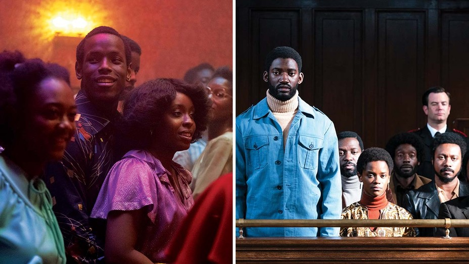 SteveMcQueen's SmallAxe film series - Kaleidoscopic Party and Courtroom