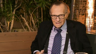 Nate 'n Al's Star Server on What it Was Like to Wait on Larry King for 41 Years