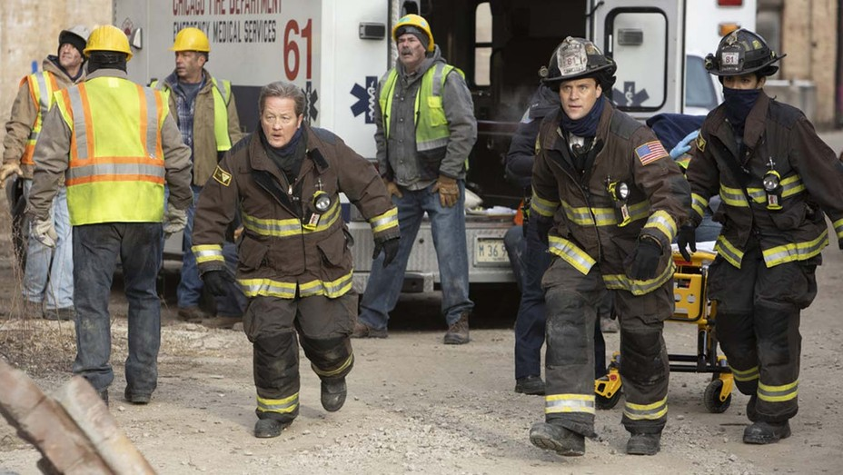 CHICAGO FIRE Funny What Things Remind Us Episode 904