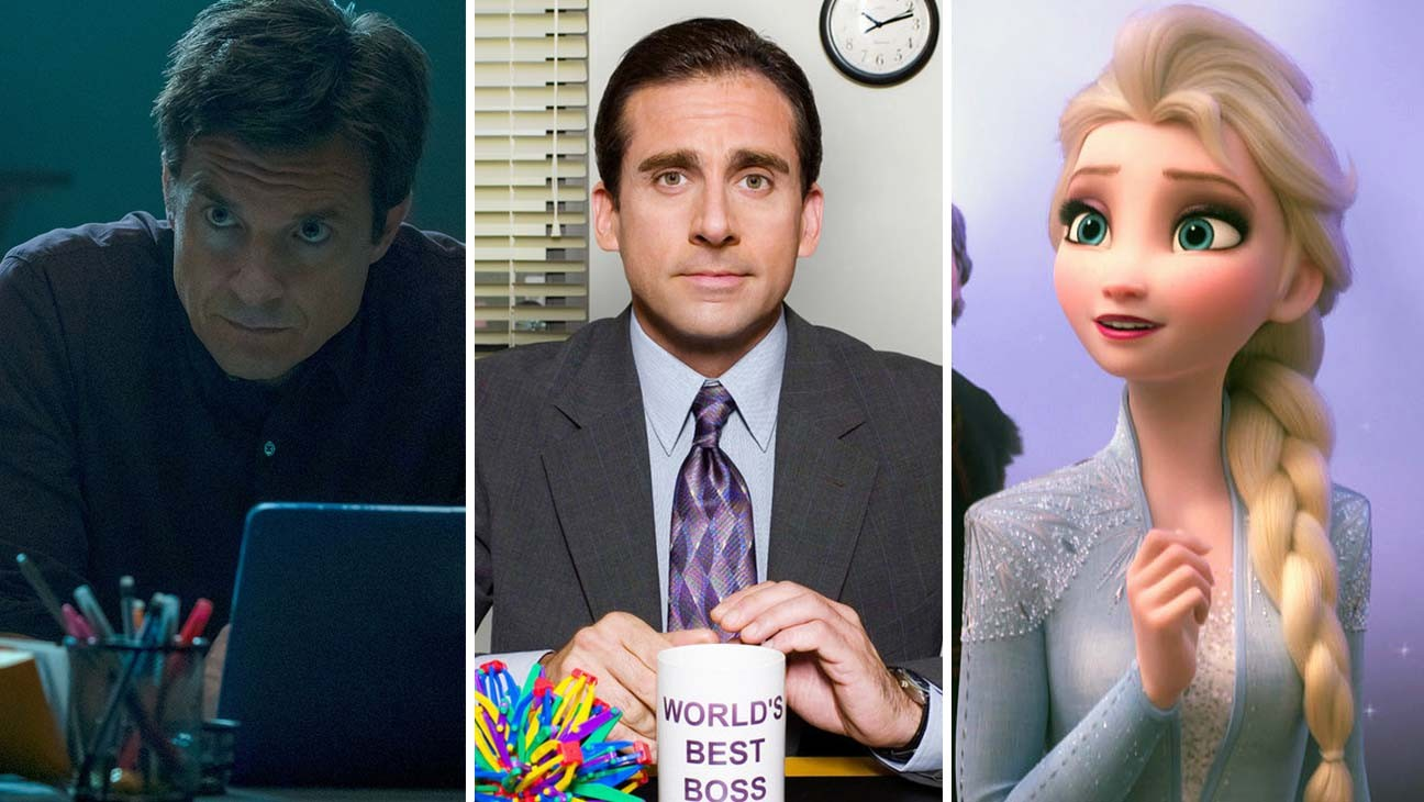 'Ozark,' 'The Office' Lead Nielsen's 2020 Streaming Rankings